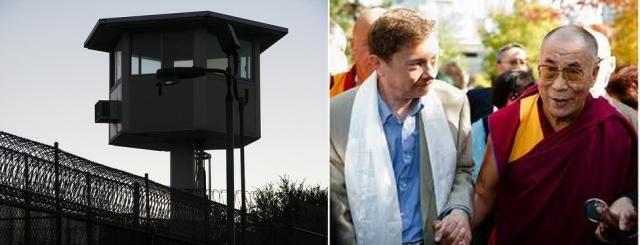 guard tower eckhart tolle shiva steve ordog prison yoga practice
