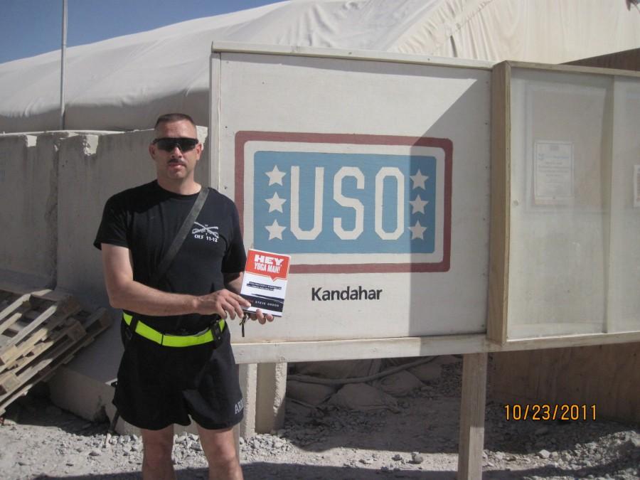 Hey, Yoga Man! in Kandahar Shiva Steve Ordog