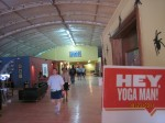 USO in Kandahar, Afghanistan - Hey, Yoga Man! Shiva Steve Ordog
